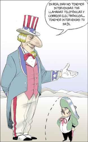 Washington aclara - Fisgón