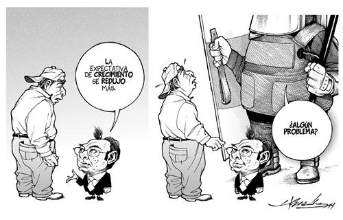 Las dos caras del gobierno - Hernández
