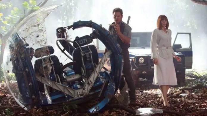 Imagem do filme Jurassic World