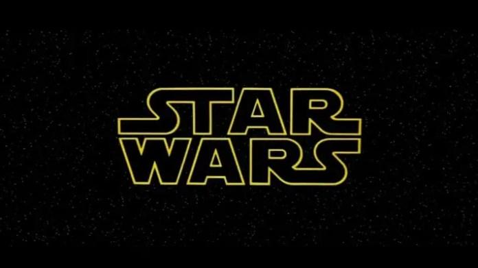 Logo da franquia Star Wars