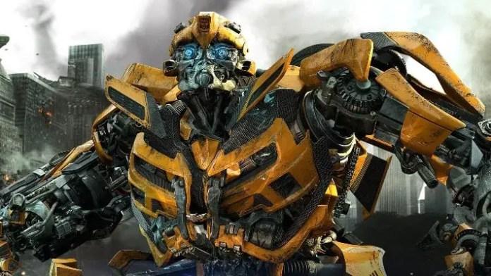Bumblebee da franquia Transformers