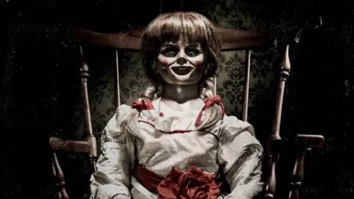 Imagem do filme Annabelle