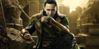 Loki em Thor - O Mundo Sombrio e Thor: Ragnarok
