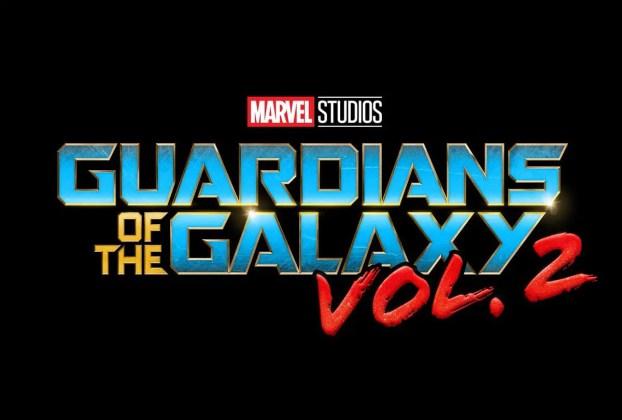 Nova logo de Guardiões da Galáxia Vol. 2