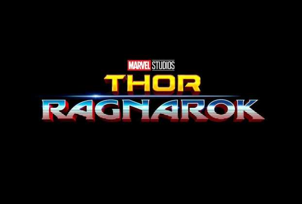 Logo do filme Thor: Ragnarok