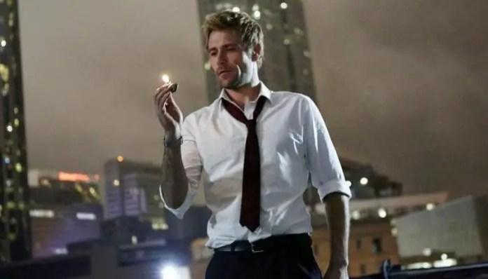 Matt Ryan como Constantine agora pode aparecer em Legends of Tomorrow