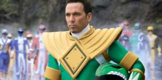 Ator Jason David Frank, o Ranger Verde