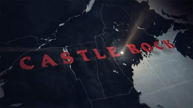 Imagem do teaser da série Castle Rock