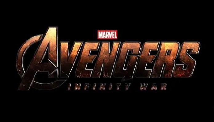 Vingadores: Guerra Infinita Logo nova