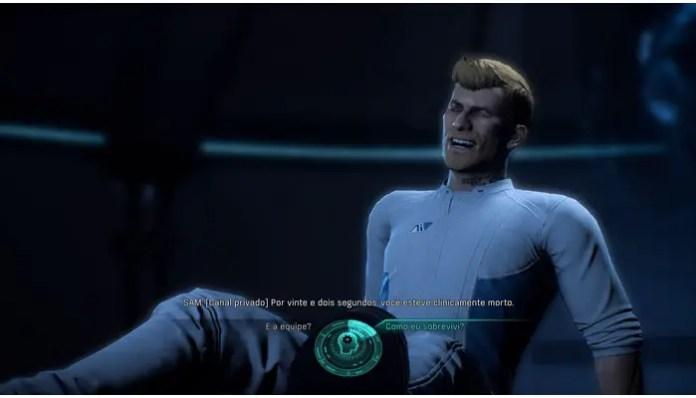 Mass Effect Andromeda screenshot 4