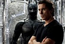 Christian Bale em Batman O Cavaleiro das Trevas