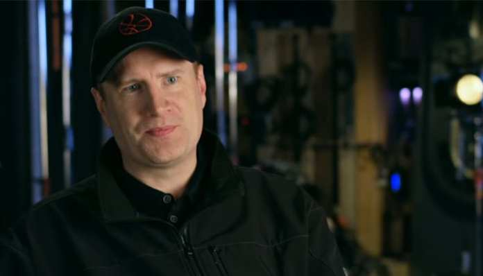 Kevin Feige_Presidente da Marvel
