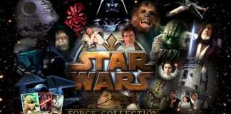 Star Wars: The Force Collection logo