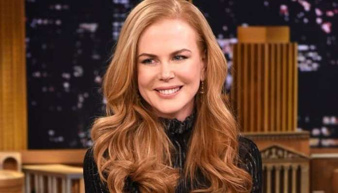 Nicole Kidman estará em Pretty Things