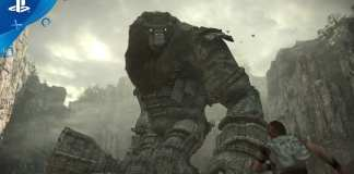 Remake de Shadow of the Colossus