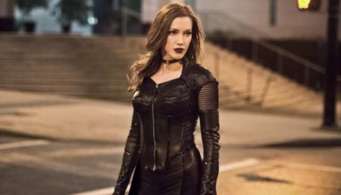 Black Siren em arrow