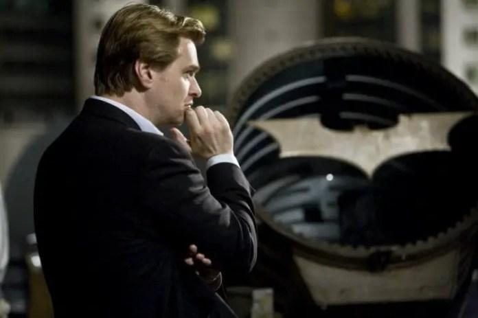 Christopher Nolan 007