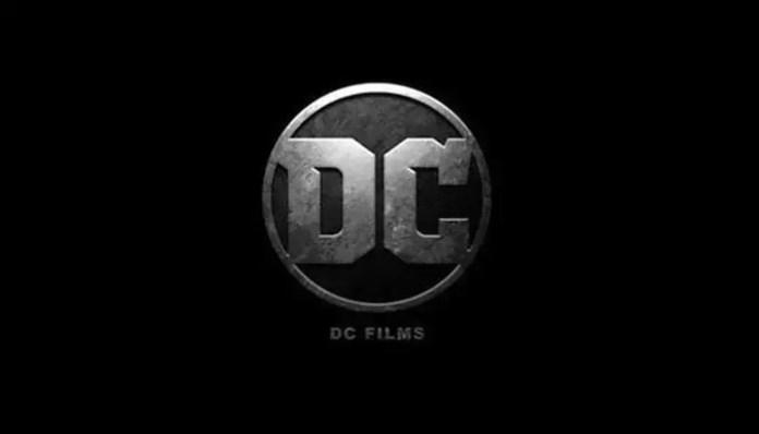 Logo da DC Films, um estúdio warner