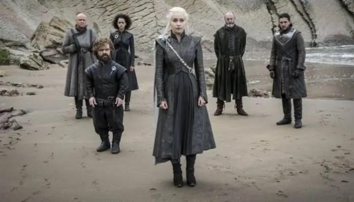Imagem da 7ª temporada de Game of Thrones