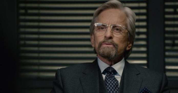 Michael Douglas faz parte da comédia The Kominsky Method