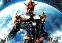 Nova Richard Rider Marvel