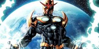 Nova Richard Rider Marvel