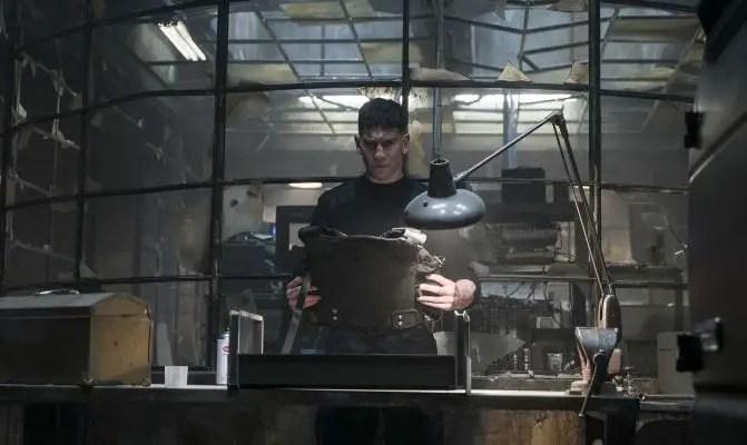 Imagem da série Justiceiro