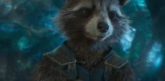 Guardiões da Galáxia Rocket Raccoon