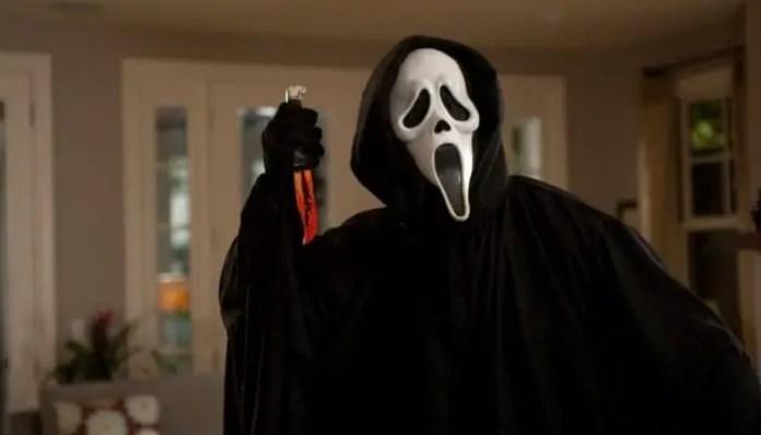 Scream terá ghostface