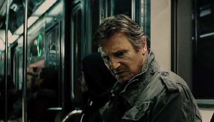 The Commuter Liam Neeson