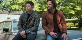 Imagem da 13ª temporada de Supernatural