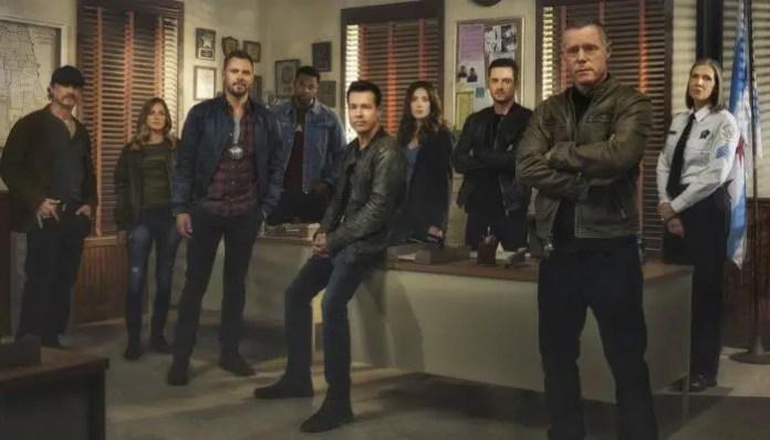 Chicago P.D. imagem promocional da 5ª temporada