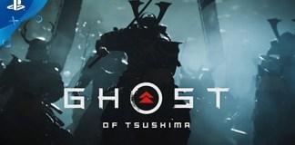 Ghost of Tsushima - Paris Games Week