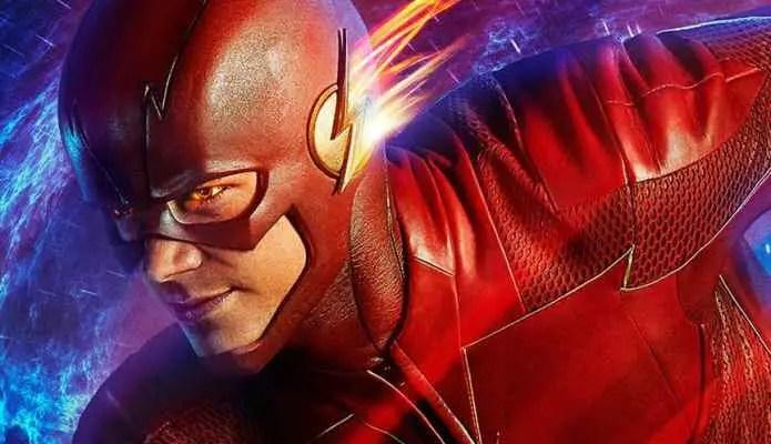 Imagem promocional da 4ª temporada de The Flash