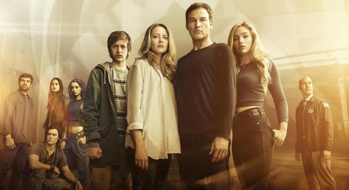 Imagem promocional de The Gifted