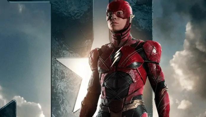 The Flash na liga da justiça