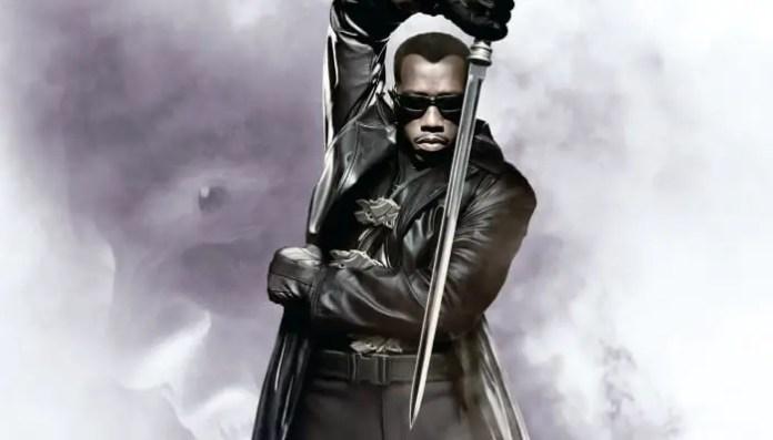 Imagem promocional do Blade