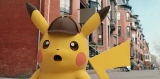 Imagem promocional de Detective Pikachu