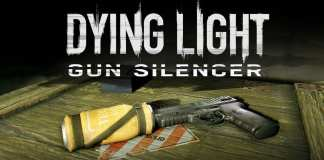 Dying Light Content Drop #2 - Gun Silencer