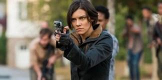 Lauren Cohan como Maggie em The Walking Dead