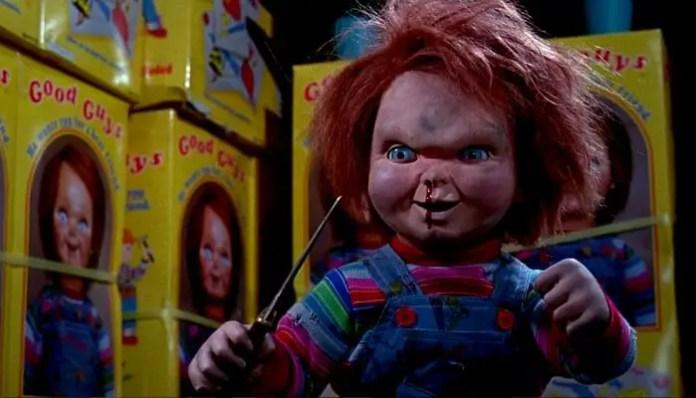 Imagem do filme Brinquedo Assassino