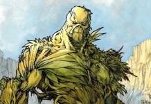 Imagem do Monstro do Pântano