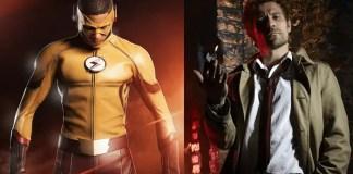 Imagens promocionais do Kid Flash e Constantine, as novas adições de Legends of Tomorrow
