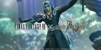 Mobius Final Fantasyx Final Fantasy VII Remake