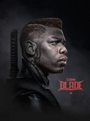Imagem de John Boyega como Blade