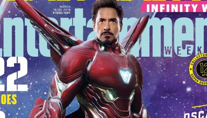 VINGADORES: GUERRA INFINITA | Site revela detalhes da nova armadura de Tony Stark 1