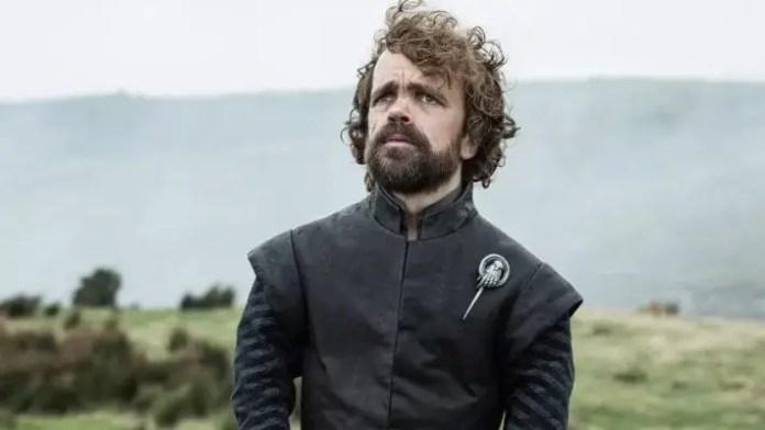 Peter Dinklage em Game of Thrones