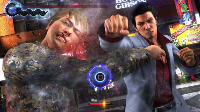 Yakuza 6 Review Combate