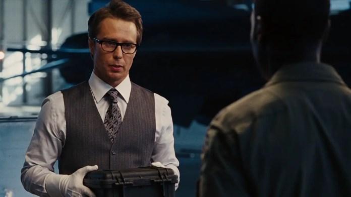 Imagem promocional de Homem de Ferro 2