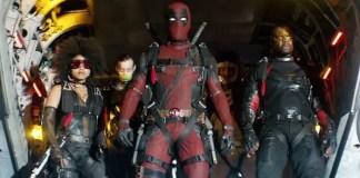 Imagem promocional: Deadpool 2